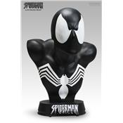 Spider-Man Symbiote Buste Taille Réelle Sideshow