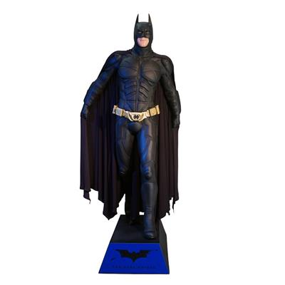 Batman The Dark Knight Statue Taille Réelle Oxmox Muckle
