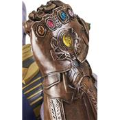 Avengers: Infinity War - Thanos Statue Taille Réelle Oxmox Muckle