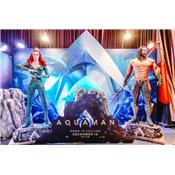 Aquaman Mera Statue Taille Réelle Muckle