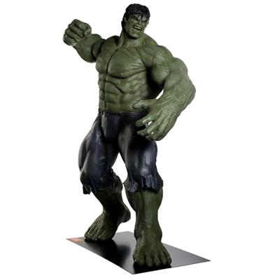 L'Incroyable Hulk Statue Taille Réelle Oxmox Muckle