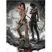 Tomb Raider 9 - Lara Croft Statue Taille Réelle Muckle