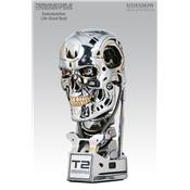 T-800 Endoskeleton Buste taille réelle Sideshow