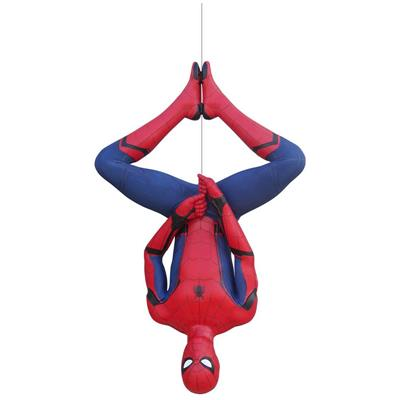 Spider-Man Homecoming Statue Taille Réelle Suspendu Oxmox Muckle
