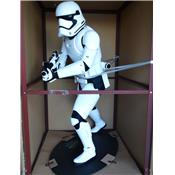 Star Wars Stormtrooper First Order Statue Taille Réelle Anovos